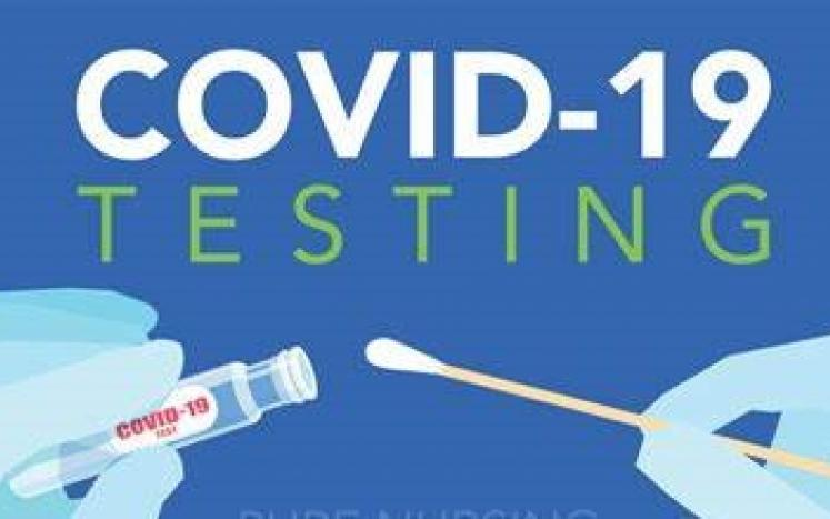 COVID-19 Testing Clinic - Today! 11am-3pm